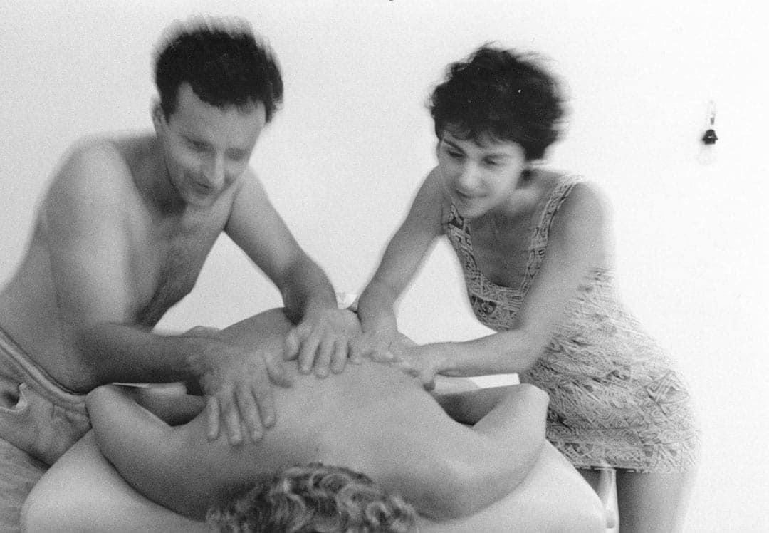 Christoph und Margerete Bundschu - Das Romi-Massage-Ritual